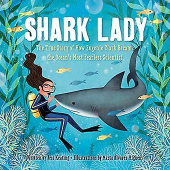 Dame de requin: l'audace conte comment Eugenie Clark colombe dans l'histoire