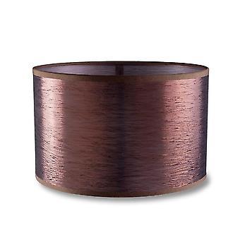 Klä upp stora runda antik koppar Finish skugga - lysdioder-C4 PAN-221-V7