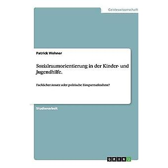 Sozialraumorientierung i an der Kinder und Jugendhilfe. af Wehner & Patrick