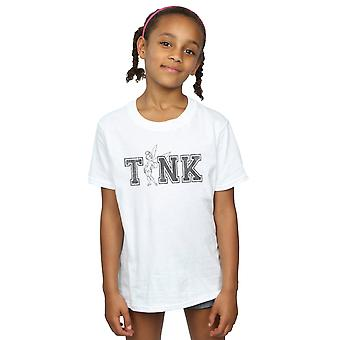 Disney Girls Tinker Bell Collegiate Tink T-Shirt