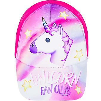 Unicorn Enh'rning Fan Club cap One Size Dark Pink