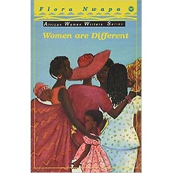 Women are Different by Flora Nwapa - 9780865433267 Book