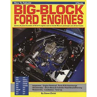 Rebuild BP Ford HP708 by Steve Christ - 9780895860705 Book