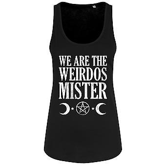 Grindstore Womens/damas somos los Rardos Mister Floaty Tank