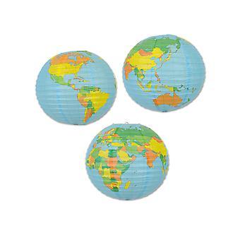Latarnia papieru Globe