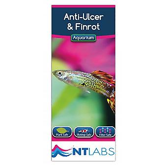 NT Labs Aquarium Anti-ulcer & Finrot 100ml