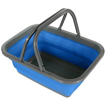 Regatta Oxford Blue TPR Folding Basin