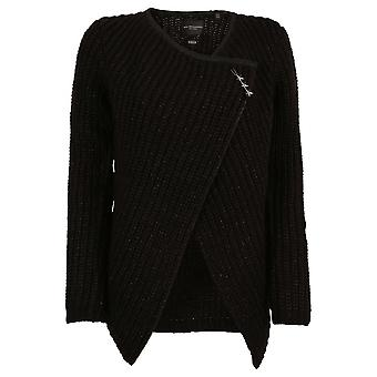 Maison Scotch Biker Knit