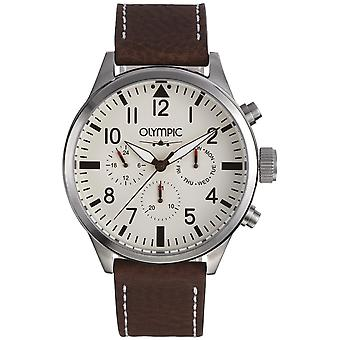 Olympic OL89HSL042 Men's Watch