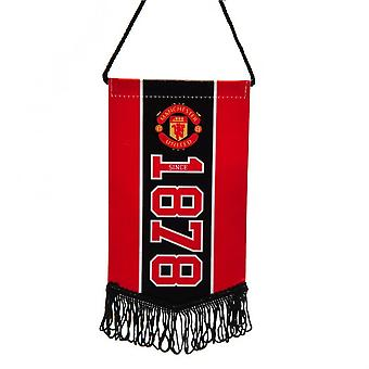 Manchester United FC Since Mini Pennant