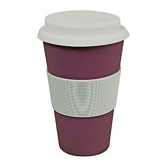 Zuperzozial Cruising Travel Mug, Purple