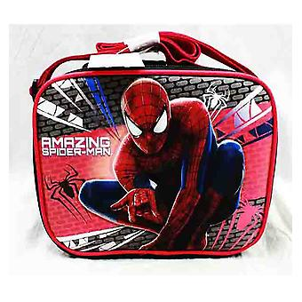 Lunch Bag - Marvel - Spiderman New Case Boy Gifts Licensed a02156