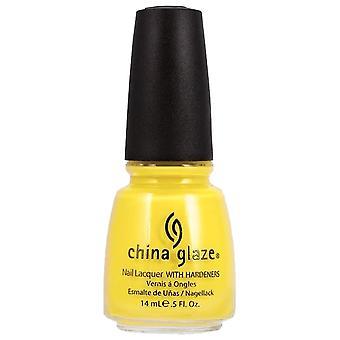 China Glaze Nail Polish Collection - Happy Go Lucky 14ml (80940)