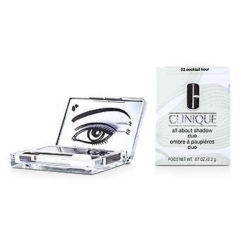 Clinique All About skugga Duo - # 23 cocktailtimme 2.2g/0.07oz