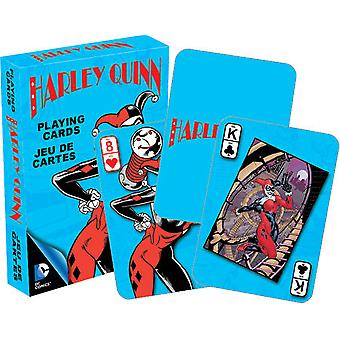 Playing Card - DC Comics - Harley Quinn Poker Card Game New Licensed 52329