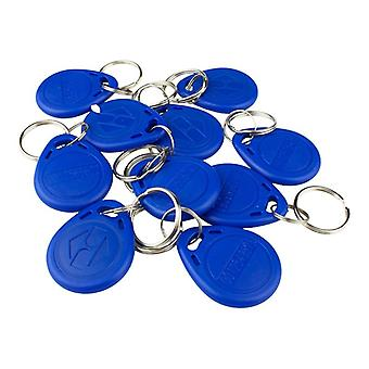 10x 125Khz RFID Smart Tag-Blue