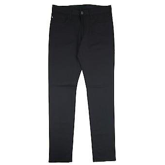 Emporio Armani Armani Jeans J06 Slim Fit chinos Nero 0999