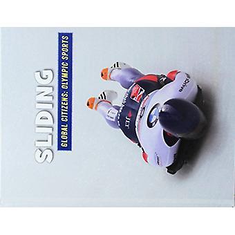 Sliding by Ellen Labrecque - 9781534107533 Book