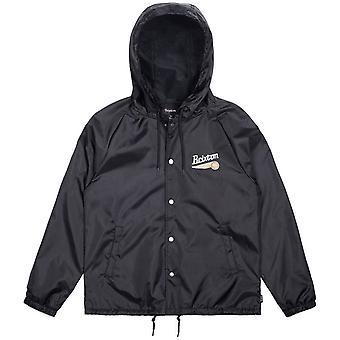 Brixton Maverick Jacket Black