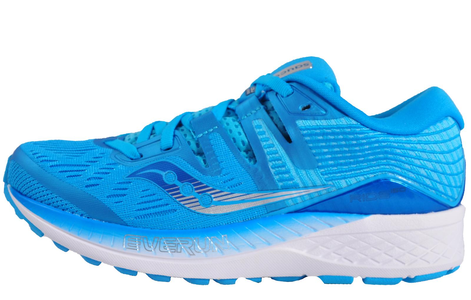 Saucony Ride ISO Blue