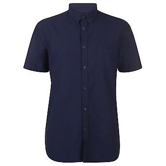 Pierre Cardin Homme Manches courtes Oxford Shirt Top