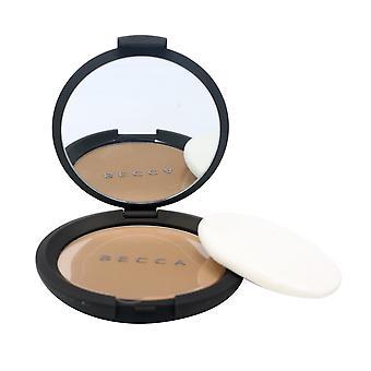 Becca Perfect Skin Mineral Powder Foundation Tan 0.33oz/9.5ml Neu In Box
