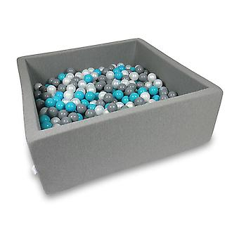 XXL Ball Pit Pool - Gray #58 + bag