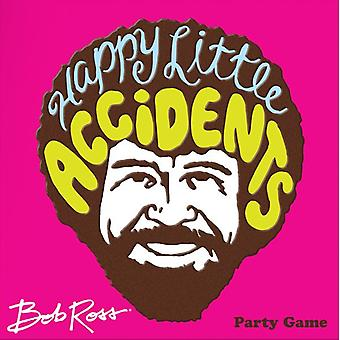 Bob Ross Fericit Little Accidente Partidul Joc