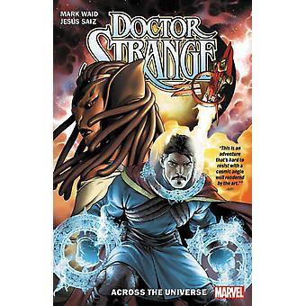 Doctor Strange door Mark Waid vol. 1 in het universum door Mark Waid