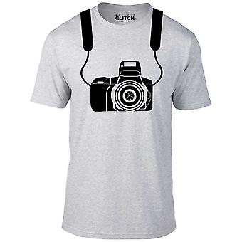 Men-apos;s i tirer sur les gens t-shirt