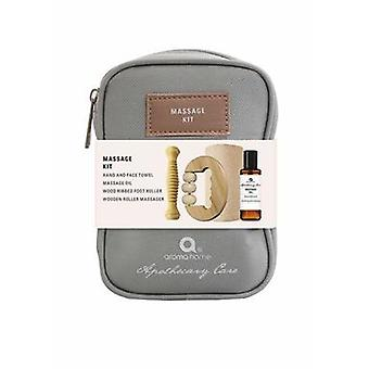 Apothecary Care Wellbeing Kit Gift Set: Massage