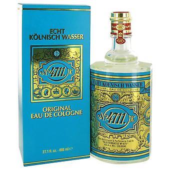 4711 eau de cologne (unisex) by muelhens   416445 800 ml