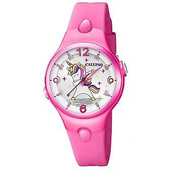 Reloj Calypso K5784-2 - SWEET TIME R sine rosa Dial Stylis Girl