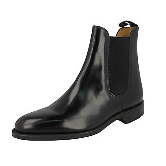 Mens Loake formelle Chelsea Boots 290 b