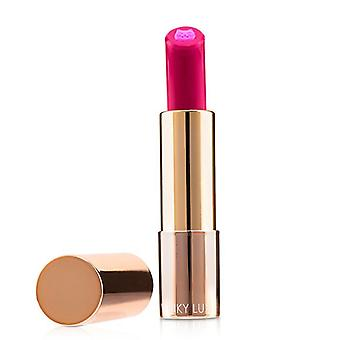 Winky Lux Purrfect Pout Sheer Lipstick - # Kiss & Tail (Sheer Fuchsia) 3.8g/0.13oz