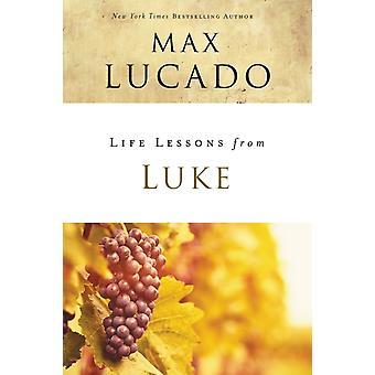Max Lucadon elämän oppitunnit Lukelta