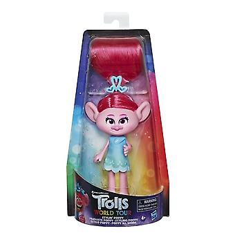 Trolls World Tour Stylin' Poppy Fashion Doll