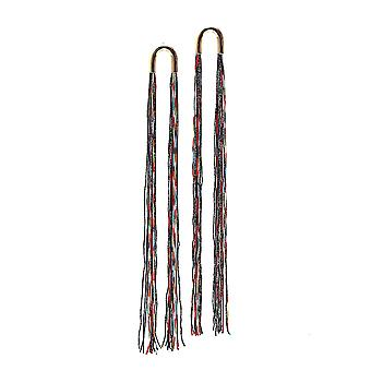 Missoni Mdv00169bv005bsm0xd Women's Multicolor Brass Earrings