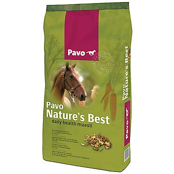 Pavo Pienso para Caballos Nature's Best (Horses , Food , Feed , Chaff and mixtures)