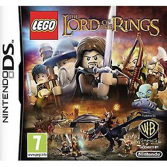 LEGO Seigneur des anneaux Nintendo DS jeu