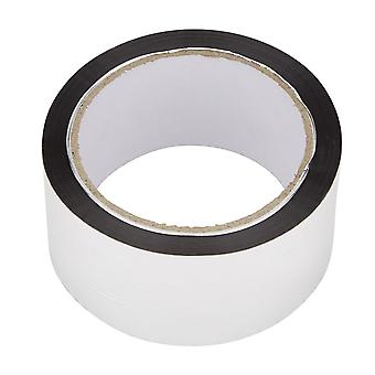 Aluminium Silver Self Adhesive Foil Tape for use with Foil Insulation Loft Floor