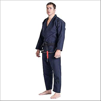 Gr1ps armadura big-g bjj gi navy blue