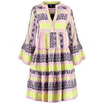 Devotion Ella Embroidered Midi Dress
