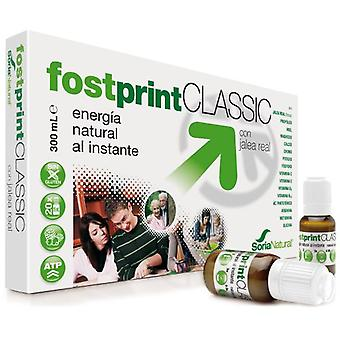 Soria Natural Fost Print Classic 20 Ampoules