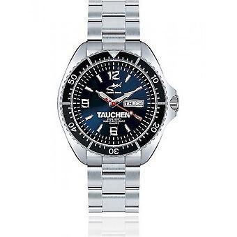 CHRIS BENZ - Diver's Watch Watch - ONE MAN 200M TAUCHEN Edition - CBO-BT-MB