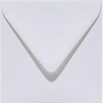 Papicolor Envelope Square 14cm pearly-white 105gr 6 pc 303930- 140x140 mm