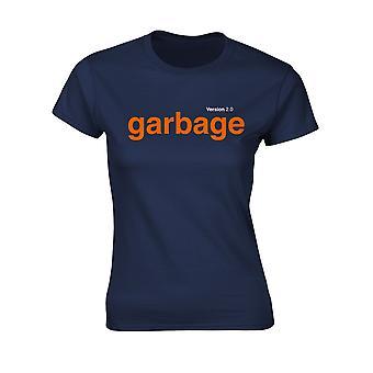 Ladies Garbage Version 2.0 Official Tee T-Shirt