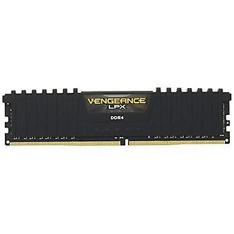 Corsair Vengeance LPX High Performance Desktop Memories, 8 GB (2 X 4 GB), DDR4, 2133 MHz, C13 XMP 2.0, Schwarz