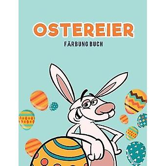 Ostereier Frbung Buch by Kids & Coloring Pages for