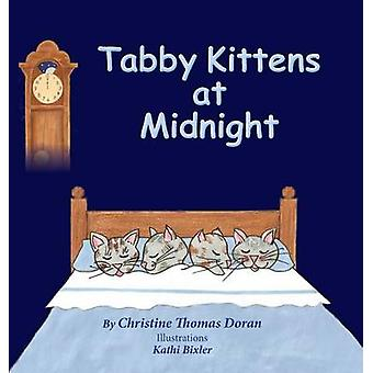 Tabby Kittens at Midnight by Doran & Christine Thomas